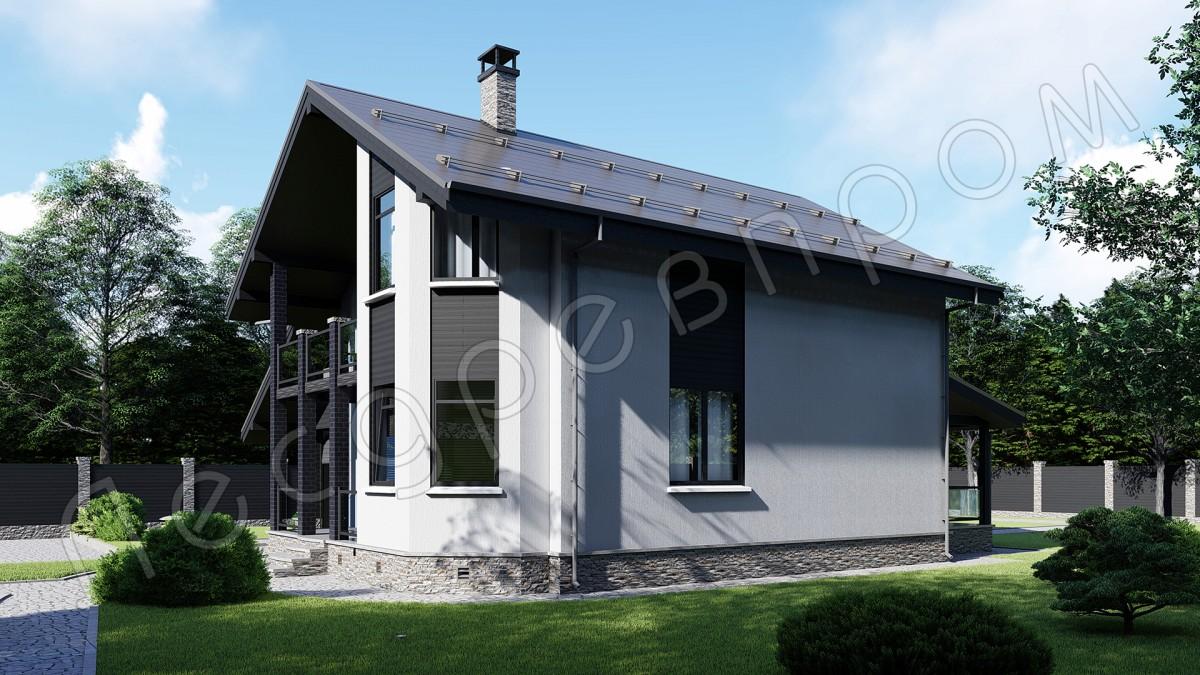 Проект дома К-194, Жуково