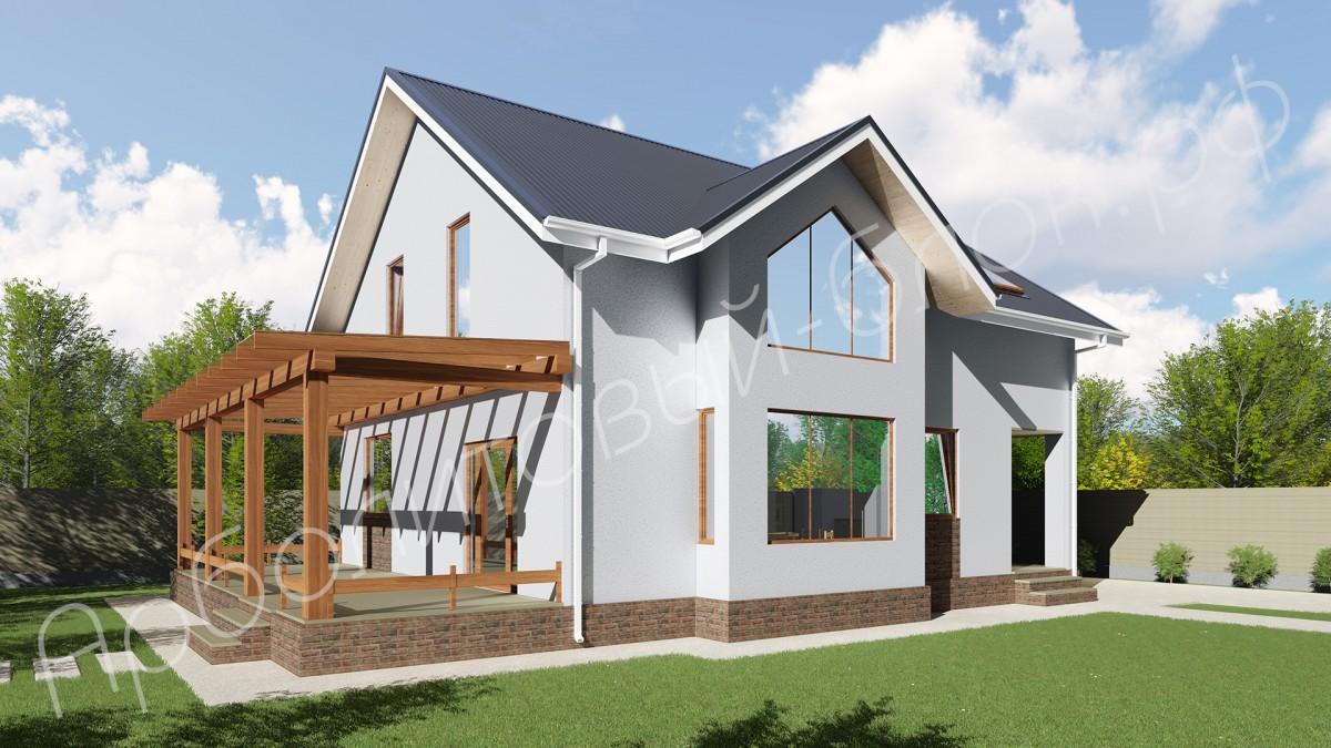 Проект дома К-195, Мальборк