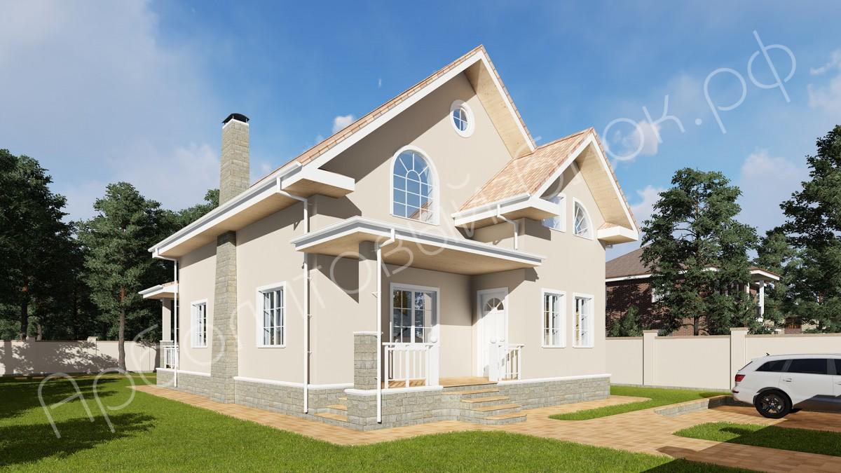 Проект дома К-182, Копенгаген