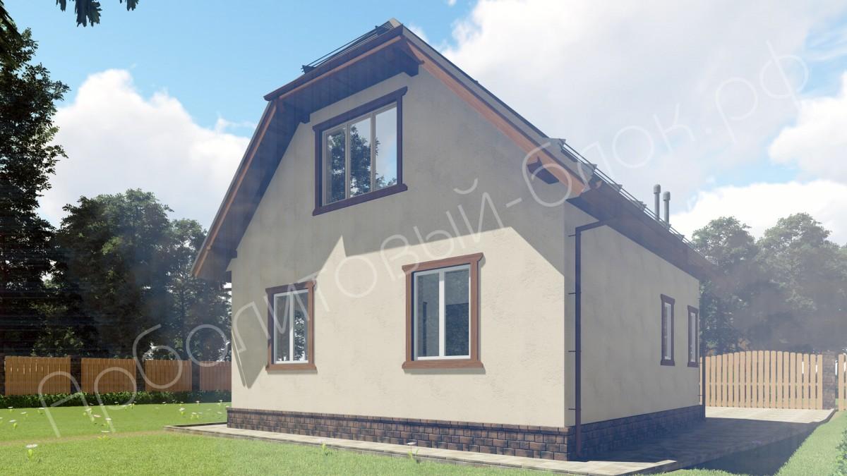 Проект дома К-88, Валдай