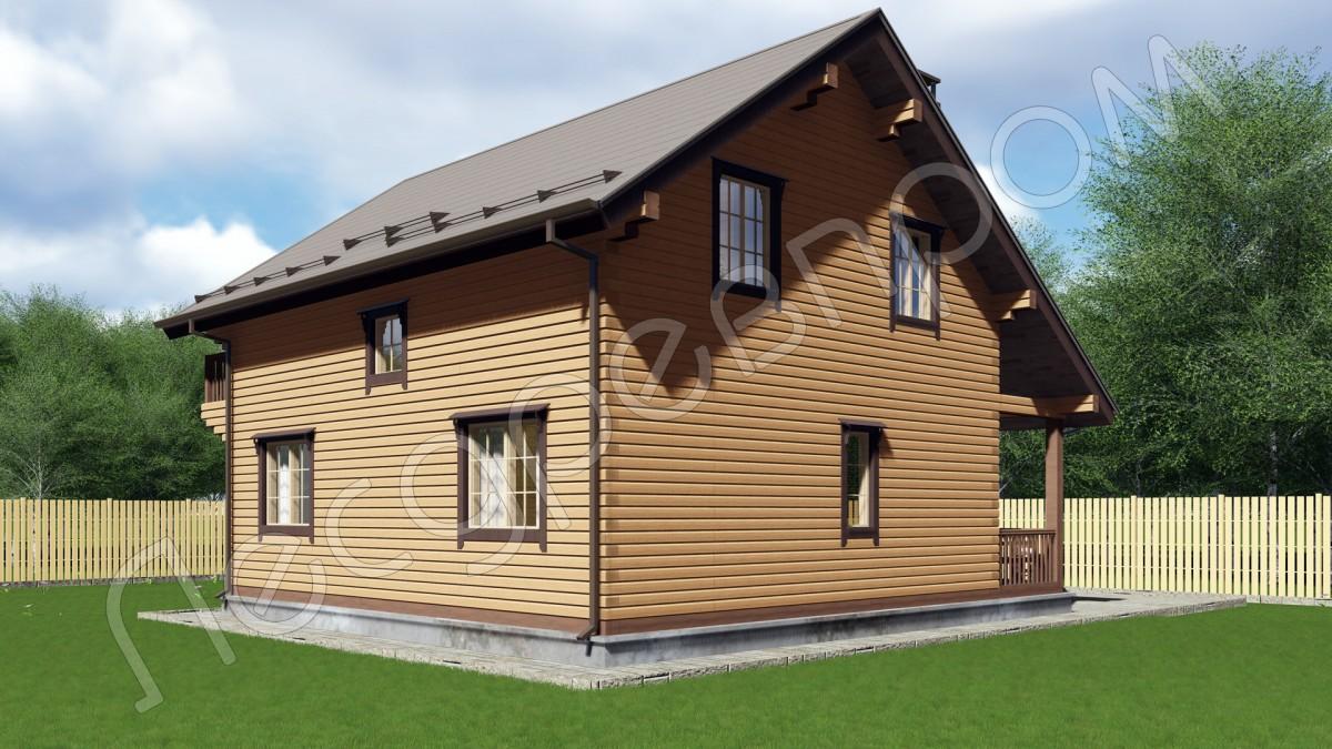 Проект дома Д-136, Клязьма