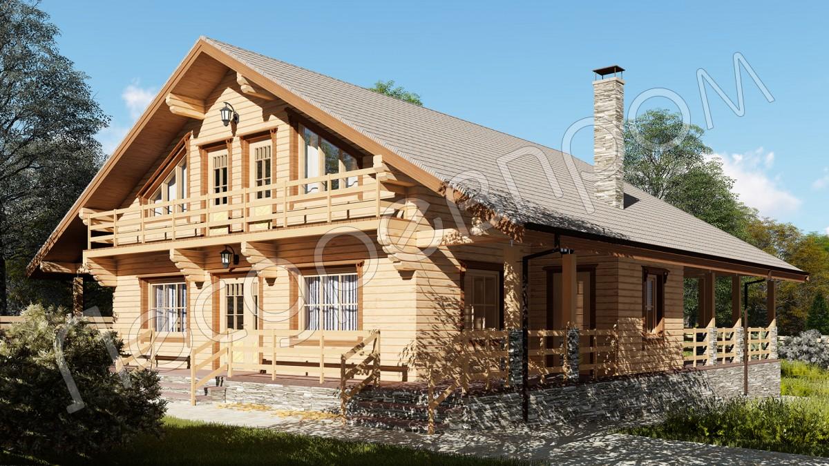 Проект дома Д-322, Славенка