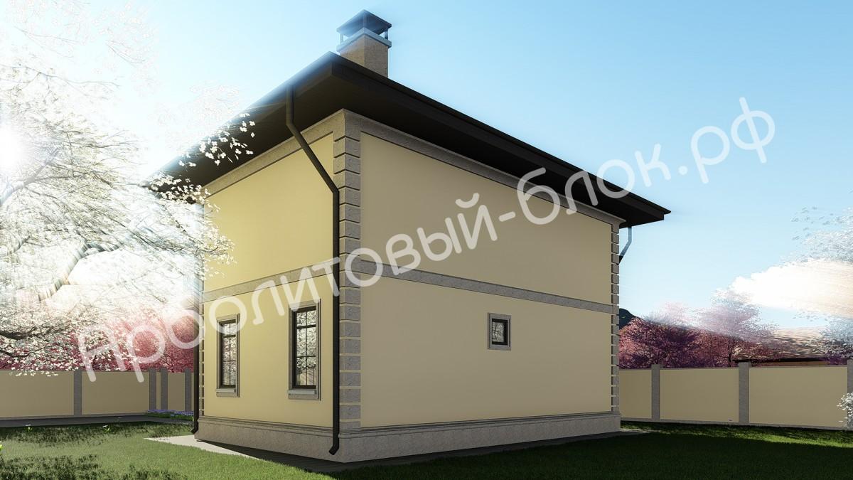 Проект дома К-101, Щельпино