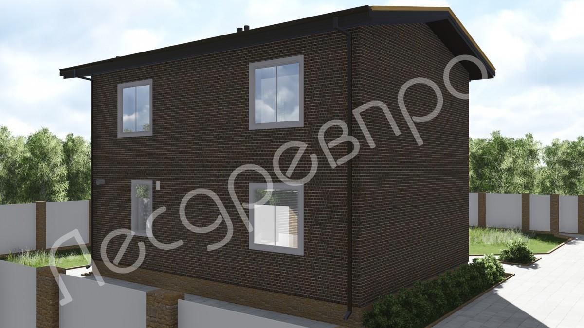 Проект дома К-107, Гудено-2