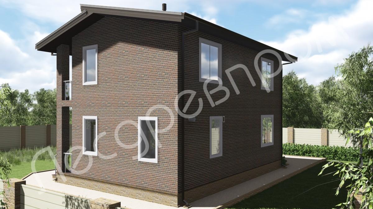 Проект дома К-108, Гудено