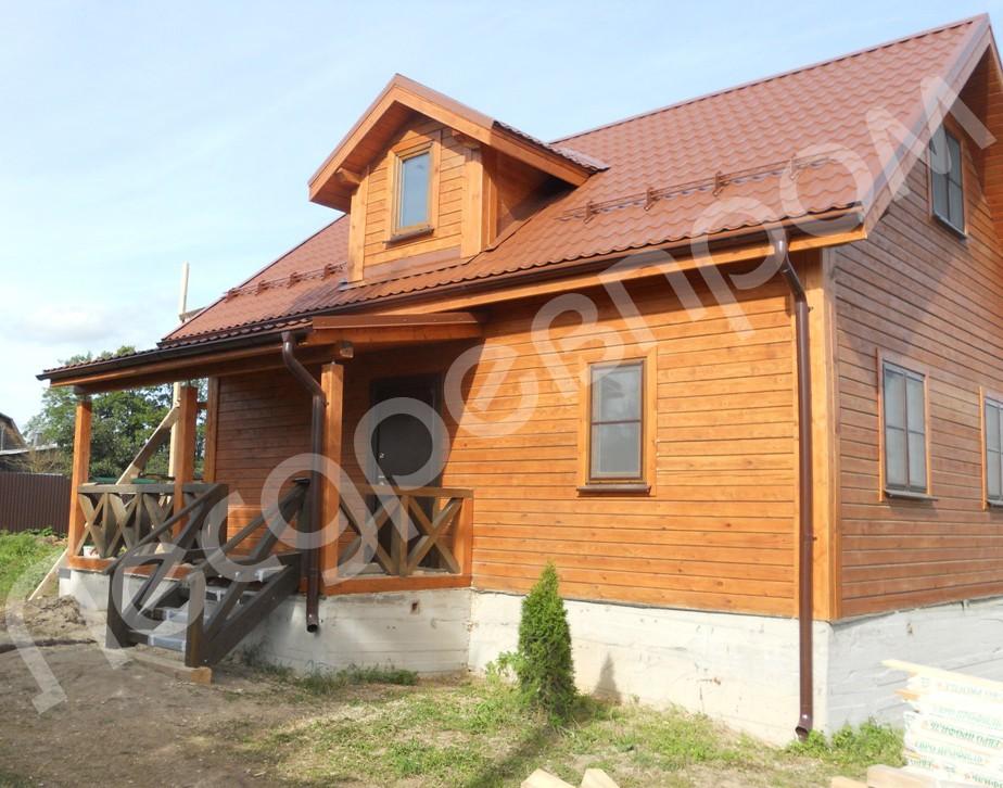 Проект дома Д-101, Горелово